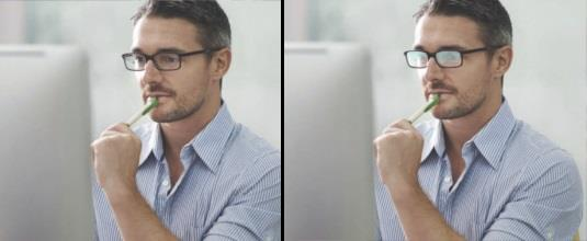 Clear, clean lenses mean less eye strain, so everyday tasks, such as driving or using the computer, are more comfortable.