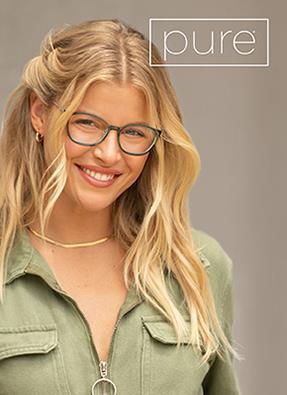 Pure Eyewear Brand Image