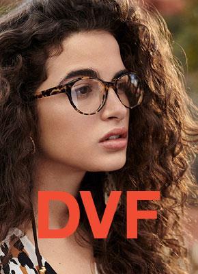 DVF brand image.