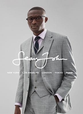 Sean John Brand Image.